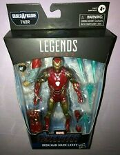 MARVEL Legends IRONMAN MARK LXXXV includes THOR BUILD A FIGURE PIECE  **NEW**