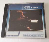 CD musicale Il mondo di Paolo Conte