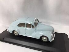Eligor 1191 Peugeot 203 1954 Taxi Cap Light Blue Grey Diecast Model Car