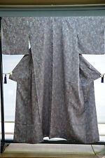 Vintage Japanese silk  Kimono    from Japan 2-27
