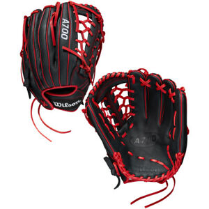 "Wilson A700 12"" Infield/Outfield Baseball Glove 2022 Utility Model"
