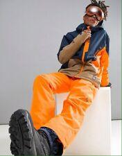 BNWT 100% Auth O'Neill, Mens PM Jones Neon Flame Ski / Snowboard Trousers. 2XL