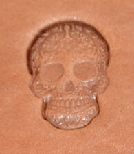 New 2017 Sugar Skull Craftool 3-D Stamp Tandy Leather 8693-00