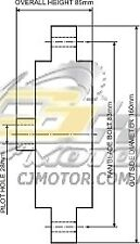 DAYCO Fanclutch FOR Ford Explorer Nov 2003 - Jan 2008 4.6L V8 16V MPFI UZ 2ZA