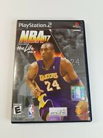 NBA 07 Featuring the Life Vol. 2 Sony PlayStation 2 ,  2006 Kobe Bryant UnTested