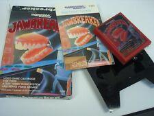 NTSC Complete Jawbreaker Jaw Breaker Atari 2600 Video Game System #WX8