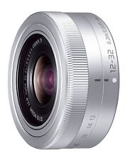 =NEW= Panasonic Lens LUMIX G VARIO 12-32mm /F3.5-5.6 ASPH / Silver /H-FS12032-S