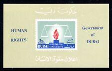 DUBAI # C42A MNH SOUVENIR SHEET