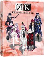 K Return Of Kings [New DVD] 2 Pack