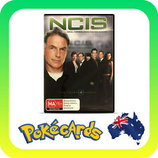 NCIS : Season 4 (DVD, 2008, 6-Disc Set) - FREE POSTAGE!