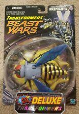 Transformers Beast Wars Deluxe Waspinator Fox Kids MOC