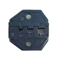 Crimp Tool Die 2E1 Pin Terminal Insulated or Non-Insulated Ferrules VDV200-010