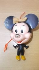 Vintage Walt Disney Mini Mouse Talking par tirette figure par Burbank 1971