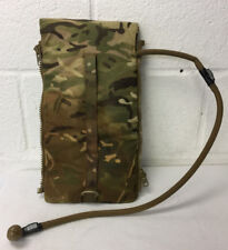 NEW STYLE MTP CAMO SIDE PACK 3LTR HYDRATION ZIP POUCH CAMELBAK - British Army