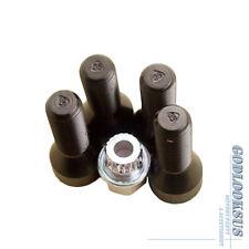Safety Wheel Bolt Lock Set For BMW E65 E66 E83 745 750 760 X3 36 13 6 786 426