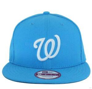 New Era 9Fifty Ligue de Base Washington Nationals Casquette Baseball