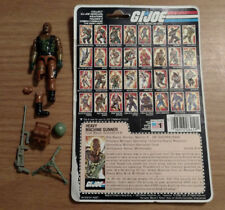 1984 Hasbro GI Joe Roadblock v.1 action figure