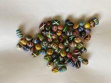 Multi Color Terra Cotta Beads