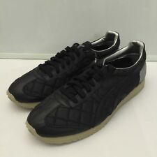 Rare Sample! Asics Onitsuka Tiger California 78 Black Leather SZ US MENS 9