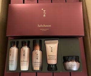 SULWHASOO Timetreasure Kit 5 Items TRAVEL KIT Anti-aging US Seller