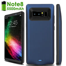 Samsung Galaxy Note 8 5500mAh Extended Battery Case, with Built Smart Pen Port