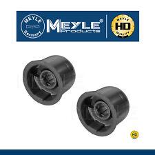 2 x MEYLE HD Front Wishbone Control Arm Rear Bush 1006100027/HD