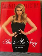 Carmen Electra Signed Autographed Book How To Be Sexy Baywatch Playboy