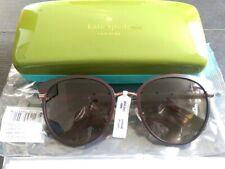 Authentic KATE SPADE Designer Sunglasses Brown/Havana