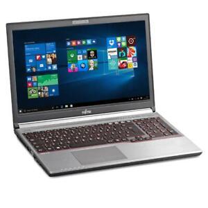 Fujitsu Lifebook E754 i5 2.7GHz 8GB 256GB SSD FULL HD LTE W10 OHNE LW