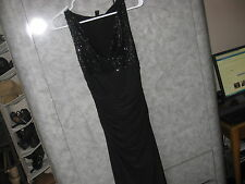 Lauren Ralph Lauren Evening Dress Prom Gown 4P Petite Taken in....LOOK!