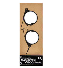 Cerclées Lunettes Rondes - The Really Utile Loupe Marque-Page x2 Grossissement