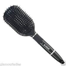 KENT KS49 Large Hair Brush 9 Row Salon Brush For Blow Drying and Detangling