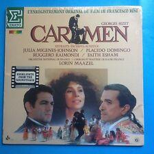 Soundtrack-Carmen-1984-Erato-RCA-Gtfld-PROMO  M/M FACTORY SEALED -CLASSICAL