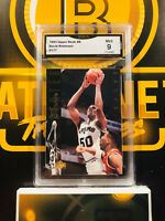 1993 Upper Deck SE David Robinson #177 - 9 MINT GMA Graded NBA Basketball Card
