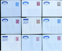 Grenada British Air Letter Collection Lot of 12