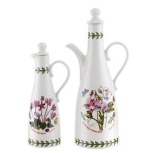 Portmeirion Botanic Garden Oil and Vinegar Dispenser