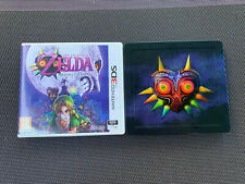The Legend Of Zelda Majora's Mask + Steelbook - Jeu Nintendo 3DS - Complet Pal
