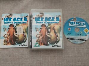 ICE AGE 3 DAWN OF THE DINOSAURS GAMES PS3 PLAYSTATION 3 PREOWNED
