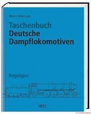 Fachbuch Deutsche Dampflokomotiven, Regelspur, tolles Buch, super Bilder, TOLL