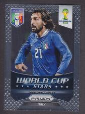 Panini Prizm World Cup 2014 - Stars # 24 Andrea Pirlo - Italy