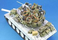 Legend 1/35 M551 Sheridan Tank Stowage and Accessories Set in Vietnam War LF1104