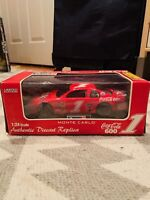 NEW Coca-Cola 600 Diecast Race Car Monte Carlo Authentic Replica #11997