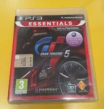 Gran Turismo 5 GT5 GIOCO PS3 VERSIONE ITALIANA