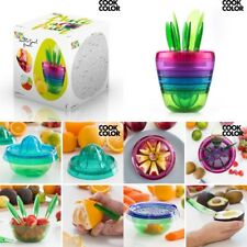 Set Utensilios de Cocina Apilables diseño planta decorativa, bol, exprimidor,etc