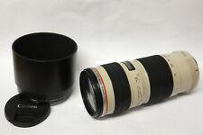 Canon EF 70-200 mm / 4,0 L USM  Objektiv für Canon EOS gebraucht