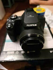 Fujifilm FinePix S Series S1 16.4MP Digital Camera - Black
