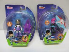 Disney Miles from Tomorrowland Loretta Callisto & Pipp Figures - New