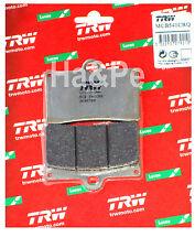 KTM 660 SMC Supermoto LUCAS Bremsbeläge MCB 683 SRQ  MCB683SRQ
