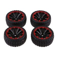4 pezzi RC Racing Car Wheel per 1/10 HSP HPI Redcat Traxxas Diametro 65mm