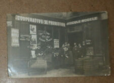 PHOTO ANCIENNE  NON SITUEE COMMERCE